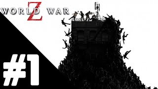World War Z Walkthrough Gameplay Part 1 - Episode 1: New York - PS4 1080p Full HD No Commentary