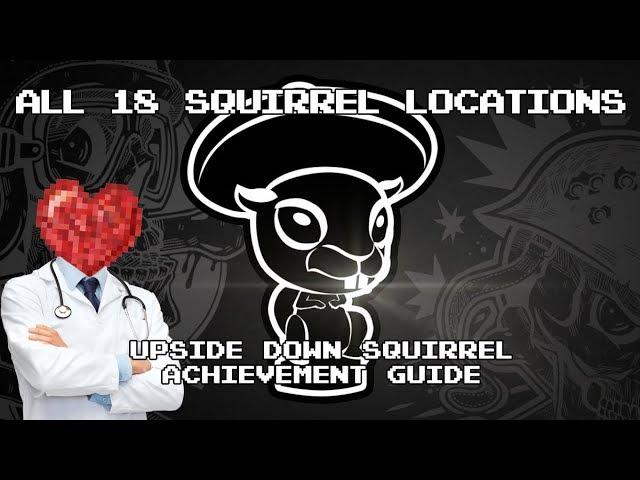 Trials Rising: All 18 Squirrels (Crash & Sunburn DLC)  Upside Down Squirrel Achievement Guide