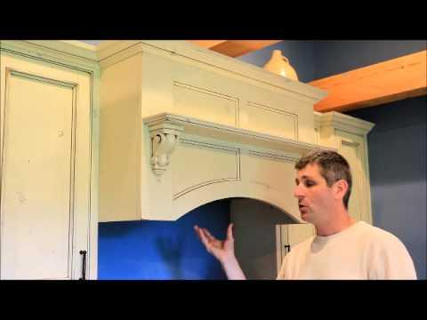 Range Hood Cabinets