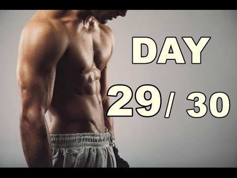 Day 29/30 Abs Workout (30 Days Abs Workout) Home Workout
