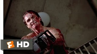 Die Yuppie Scum - American Psycho (9/12) Movie CLIP (2000) HD