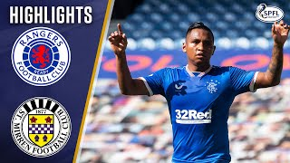 Rangers 3-0 St. Mirren | Alfredo Morelos Double Sinks Saints! | Scottish Premiership