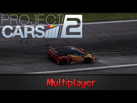 Project Cars 2 #003 ★ Auf und Ab in Daytona ☞ Let's Play Project Cars 2 Multiplayer