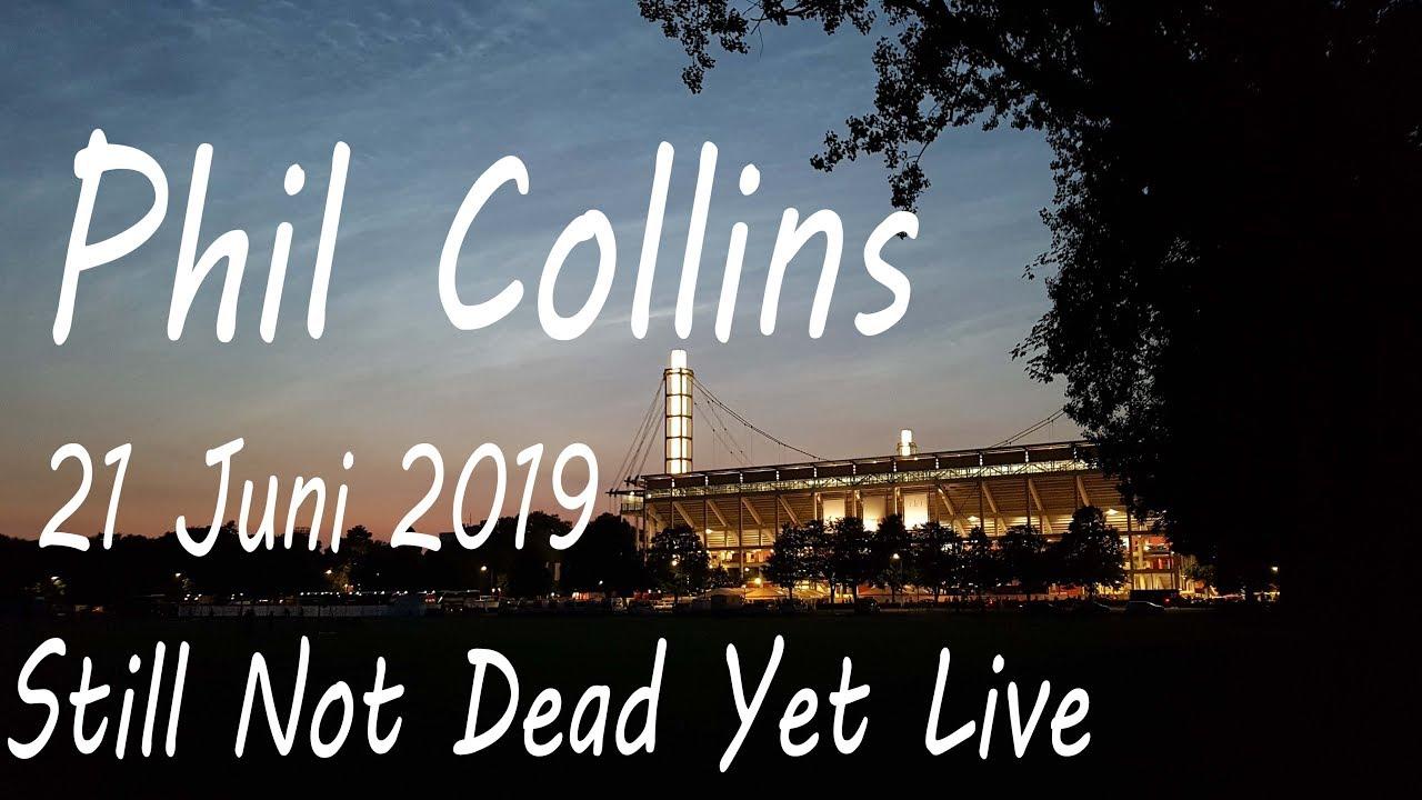 still not dead yet