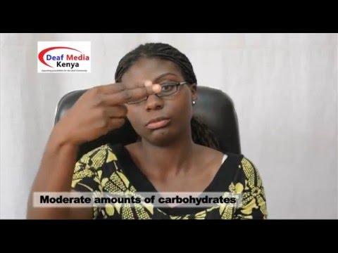 DEAF MEDIA KENYA-Five Ways to improve your health