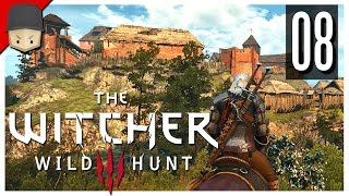 The Witcher 3: Wild Hunt - Ep.08 : Bloody Baron's Castle! (The Witcher 3 Gameplay / Walkthrough)