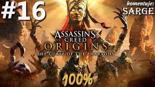 Zagrajmy w Assassin's Creed Origins: The Curse of the Pharaohs DLC (100%) odc. 16 - Bóstwa ze snów