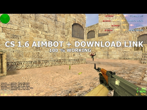 [2019] CS 1.6 WARZONE AIMBOT + DOWNLOAD LINK 100% WORKING