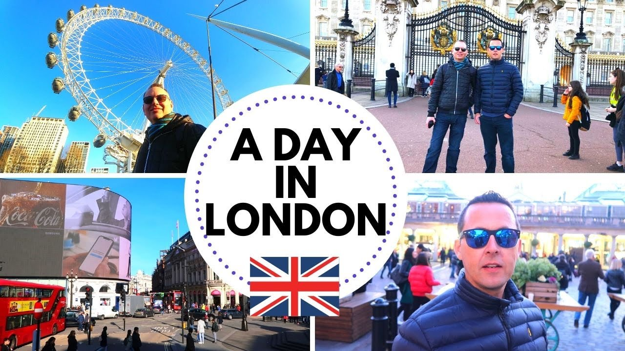 A DAY IN LONDON | TRAVEL VLOG