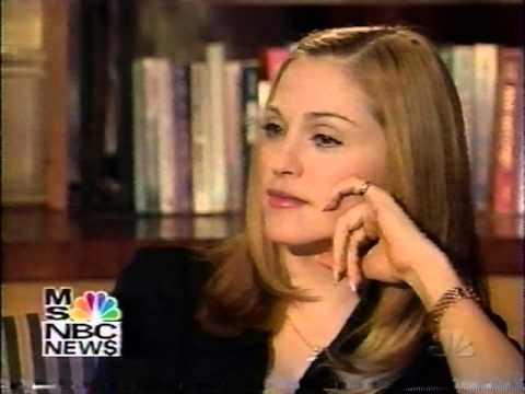 Madonna Interview from 1997