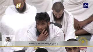 حجاج بيت الله الحرام ينفرون من عرفات إلى مزدلفة (10/8/2019)