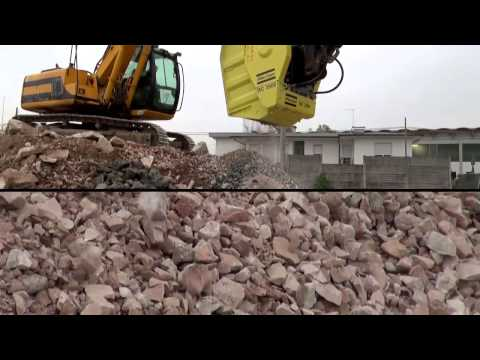 Atlas Copco BC 3500 Bucket Crusher