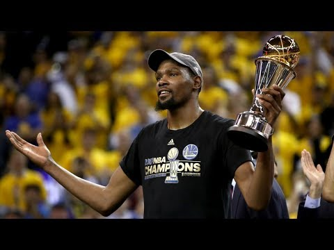 2017 Finals MVP Kevin Durant's Game 5 Heard Around the World