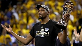 88192348ff56 2017 Finals MVP Kevin Durant s Game 5 Heard Around the World