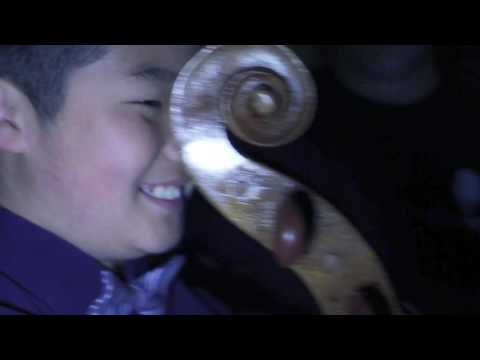 12-year-old Cellist Wows Audience in From the Top NPR Recording
