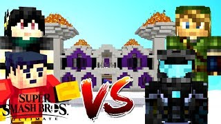 FINAL DESTINATION! *AMAZING COMEBACK!* | Super Smash Bros Ultimate | Minecraft [2]