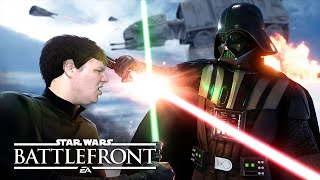 FIST BUMP FÜR DIE REBELLEN 🎮 Star Wars Battlefront #1