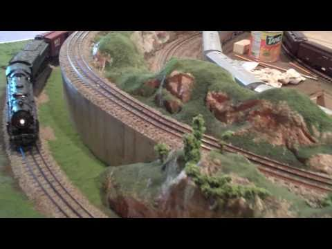 Model Railroad Toy Train Scenery -Amazing Planning For Assembling The Greatest O Gauge Layout