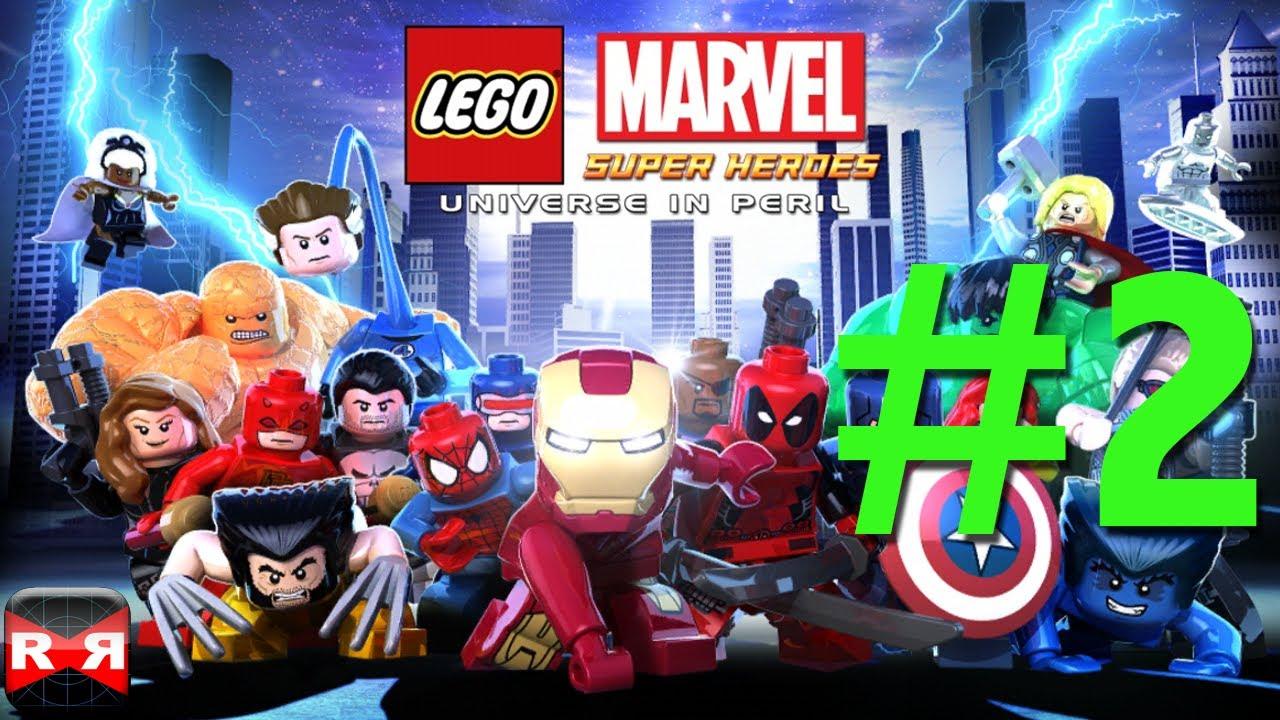 LEGO® Marvel Super Heroes™