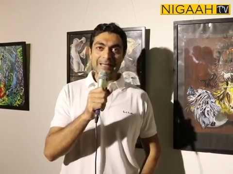 Charcoal Magic at Studio Seven Art Gallery Karachi