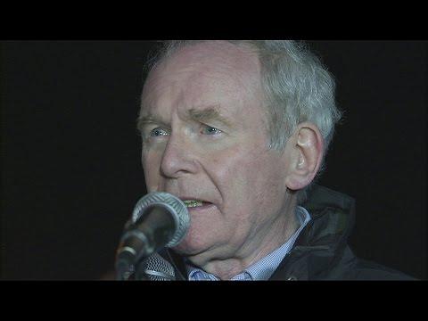 RIP: Sinn Féin's Martin McGuinness dies aged 66