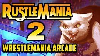 Rustlemania 2: SuperBrawl Saturday III - Wrestlemania The Arcade Game