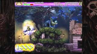 Quick Look: DeathSmiles (Video Game Video Review)