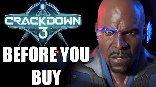 Crackdown 3 - 15 Things You Need To Know Before You Buy