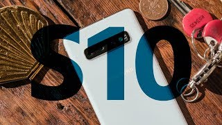 Samsung Galaxy S10 Hands-on Still The Best Android Smartphone