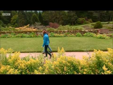 Tillypronie Estate Garden
