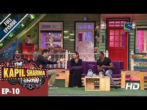 The Kapil Sharma Show - दी कपिल शर्मा शो-Ep-10-Ravishing Raveena & 'DJ' Bravo - 22nd May 2016