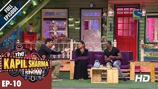 The Kapil Sharma Show - दी कपिल शर्मा शो-Episode 10-Ravishing Raveena & 'DJ' Bravo - 22nd May 2016