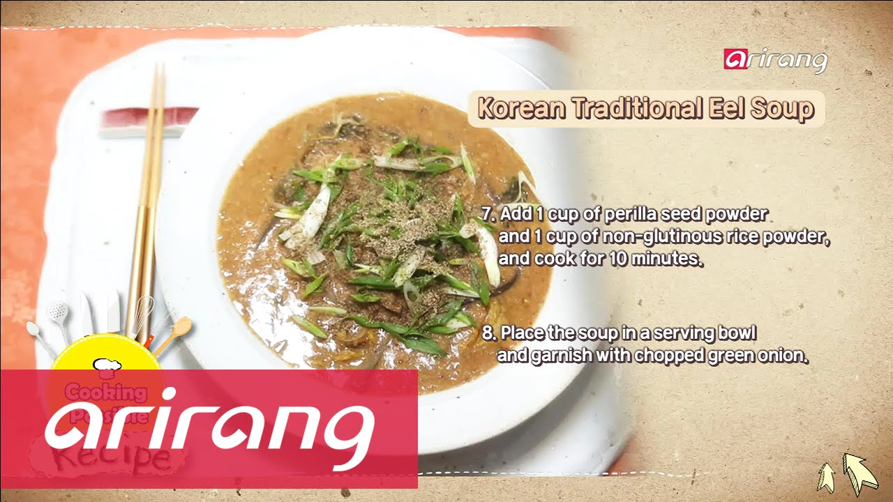 Cooking Possible _ Eel Soup _ Recipe - YouTube