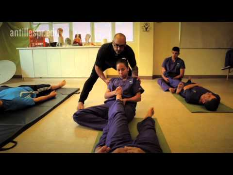Programa de Masaje Terapéutico en Antilles