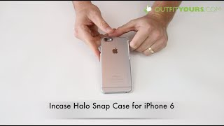 Incase Halo Snap Case for iPhone 6 Review