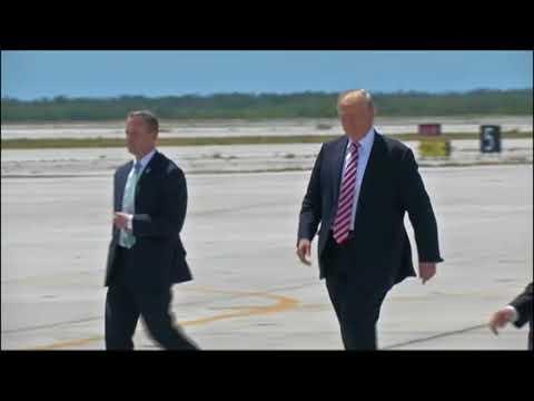 "Trump sobre nombramiento de Díaz-Canel: ""Nos vamos a ocupar de Cuba"""