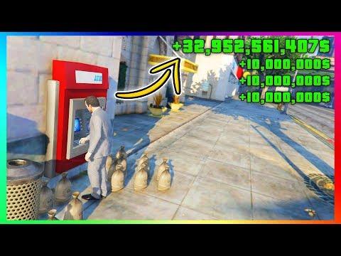 Wie viel GELD kann man MAXIMAL in GTA 5 ONLINE haben und WIE LANGE dauert es?!   GTA 5 Online Test