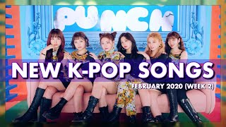 New K-Pop Songs | February 2020 (Week 2)