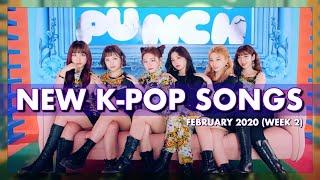 Скачать New K Pop Songs February 2020 Week 2