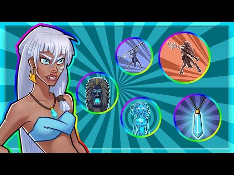 'KIDA' Kidagakash FROM DISNEY ATLANTIS | FIRST IMPRESSIONS & REVIEW | Disney Heroes Battle Mode