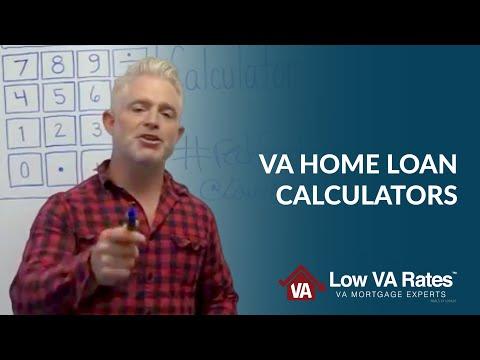 VA Home Loan Calculators | Low VA Rates