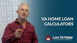 VA Home Loan Calculators | Low VA Rates