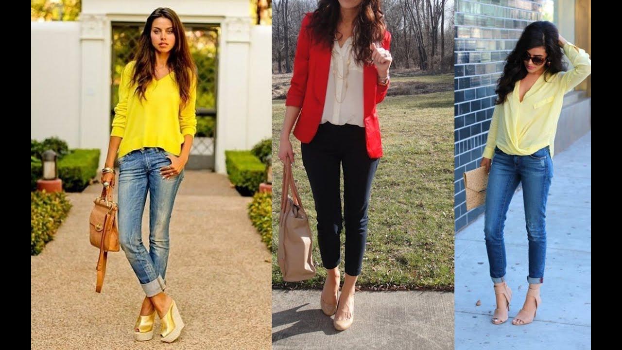 Vestir ala moda mujer