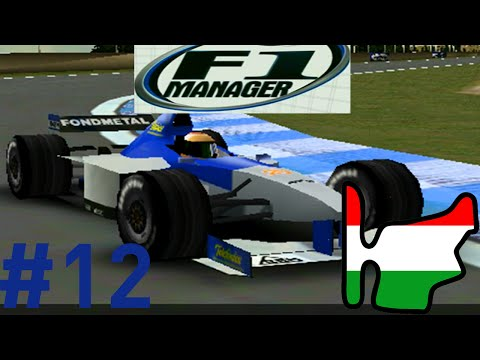 F1 Manager: Minardi Manager Career - Part 12 - Hungary