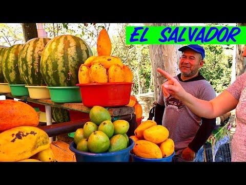 ☘️ Frutas Tropicales De El Salvador
