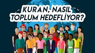 Vahiy Nasıl Bir Toplum Hedeflemektedir ? / Bayraktar Bayraklı / Emre Dorman/ İslam'da Akıl ve Bilim