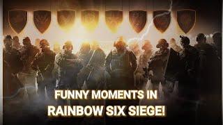 FUNNY CLIPS IN RAINBOW SIX SIEGE!|xDorGungx