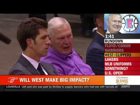 Thumbnail: Jerry West will make the clippers great again!