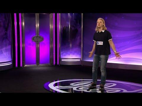 Jimmy Ernving är vinnaren av Idol 2015 enligt Anders Bagges teori - Idol Sverige (TV4)