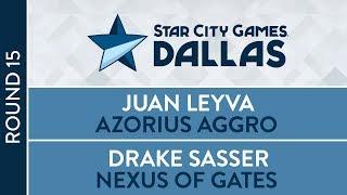 SCGDFW: Round 15  - Juan Leyva vs Drake Sasser [Standard]